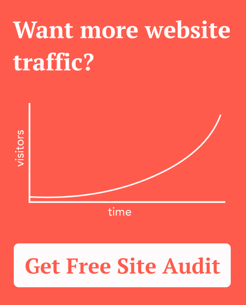 want more website traffic