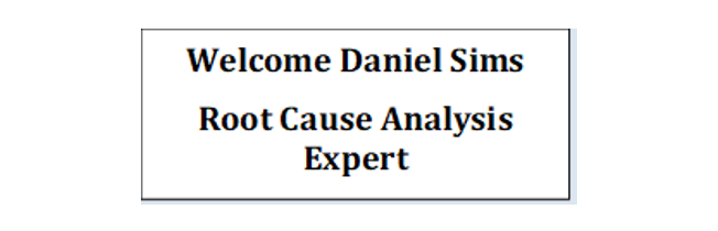 root cause expert